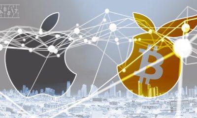 Bitcoin Alma Sırası Apple'da Mı?
