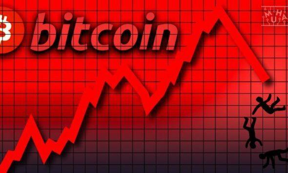 Bitcoin Üç Ayın En Düşük Seviyesine Geriledi!