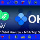 OKEx'ten Yeni Kampanya! NBA Top Shot's Paketi ve 50,000 $ Ödül Havuzu!