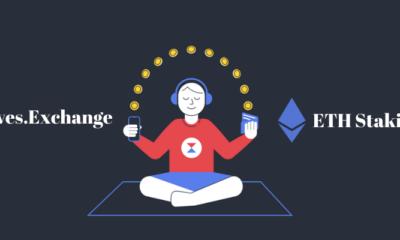 Waves Exchange'de ETH Stake İşlemi Başladı!