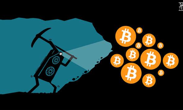 Bitcoin'in Hash Oranı Yükselişe Geçti!