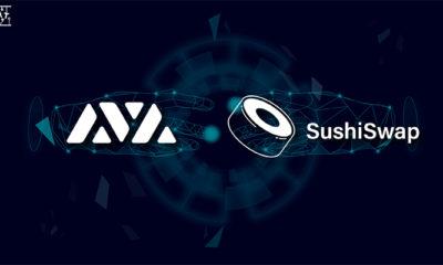 SushiSwap Avalanche Üzerinde Başlatılıyor!