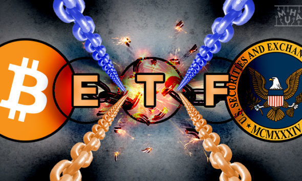 Amplify ETFs, Invesco ve Galaxy'den ETF Teklifi!