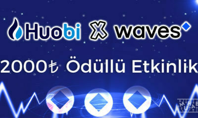 waves huobi