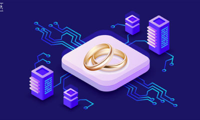Blockchain wedding