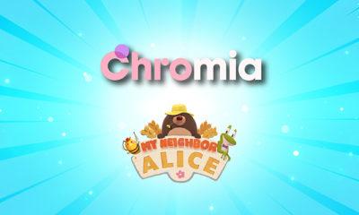 Chromia Stake Eden Kullanıcılar Alice Arazi Satışına Bilet Kazanacak!