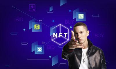 Ünlü Rap Müzisyeni Eminem NFT Çıkaracak!