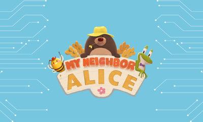 My Neighbor Alice, Platform Üzerinde Kendi Oyun Başlatıcısını Geliştirdiğini Açıkladı!