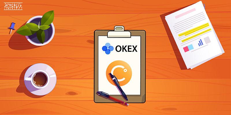 OKEx Celcius Network'ün Yerel Tokenını Listeliyor!