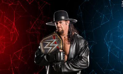 WWE Undertaker Konseptli NFT Çıkarıyor!