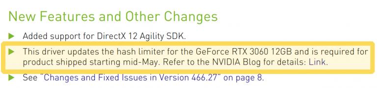 image 10 - Nvidia RTX 3060'ı Tekrardan Sınırlama Kararı Aldı!