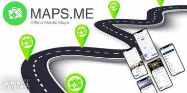 Maps.me Finansal Hizmet Çözümlerini Kullanıcılarına Sunmaya Hazırlanıyor!