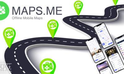 Maps.me Wallet'ın Duyurusu Yapıldı!