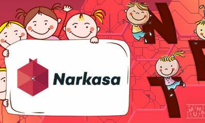 Narkasa'dan 23 Nisan NFT'si! Gelir Çocuklara Bağışlanacak!