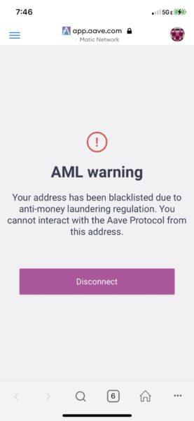 Aave protocol AML uyarisi muhabbit 277x600 - Aave Protocol, Kurumsal Müşterilerine Özel Havuz Açtı!