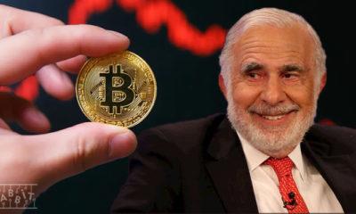 Ünlü Milyarder Carl Icahn:  Bitcoin Enflasyona Karşı Koruma Sağlayabilir!