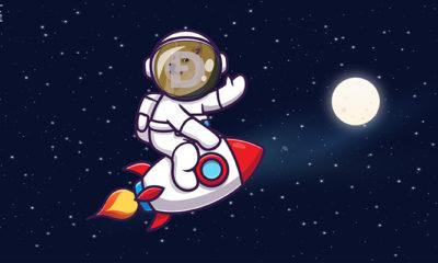 Dogecoin (DOGE) Ay'a Gidiyor!
