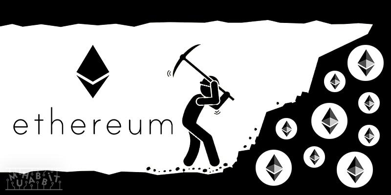 Ethereum madencilik