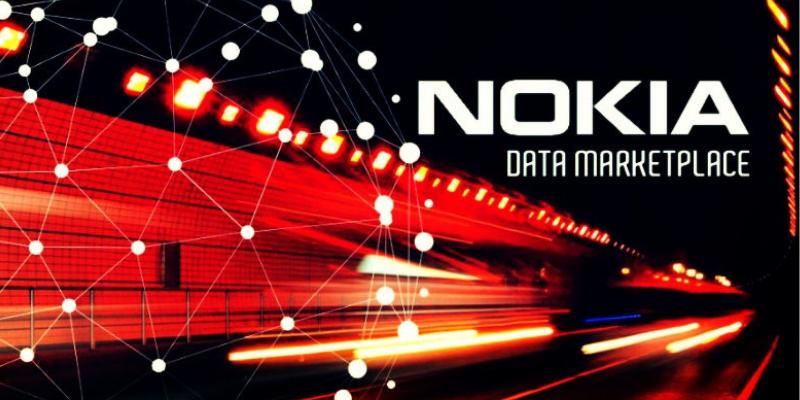 Nokia, Blockchain Destekli Data Marketplace'i Başlattı!