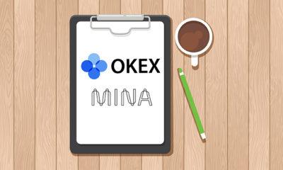 OKEx Mina Protocol'ün Yerel Token'ı MINA'yı Listeliyor!