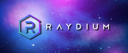 Raydium Üzerinde Gerçekleşecek Yeni Satış Açıklandı!