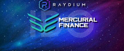 Mercurial Finance Satışı Raydium Üzerinde Gerçekleşecek!