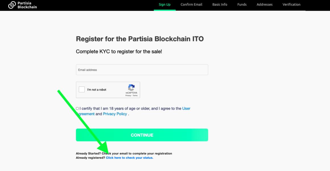 Partisia Blockchain