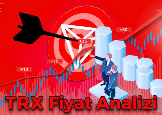 Tron TRX Fiyat Analizi 21.10.2021