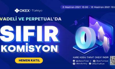 OKEx Sıfır Komisyon Etkinliğini Duyurdu!