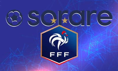 Fransa Milli Takımı Fantezi Futbol Oyunu Sorare'ye Katıldı!