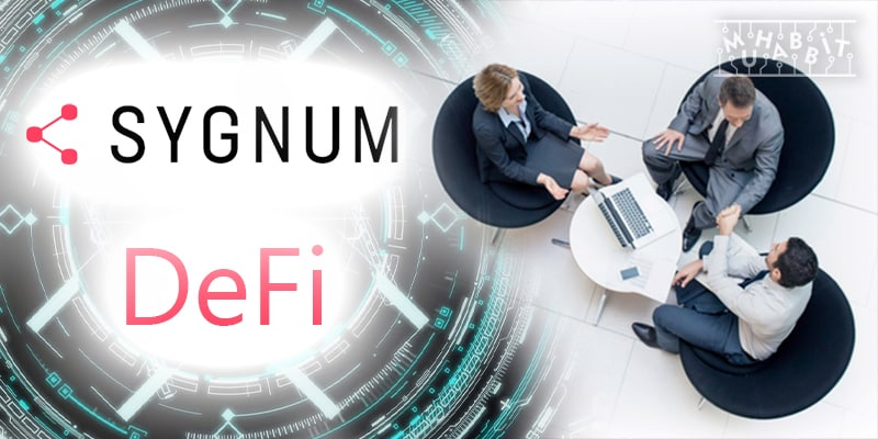 Sygnum- DeFi