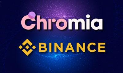Chromia 1.000 Dolar Değerinde CHR Dağıtıyor!