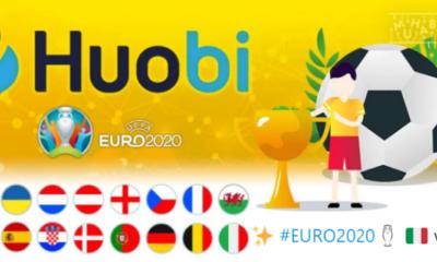 Huobi, EURO 2020 Final Maçına Özel Etkinlik Düzenliyor!