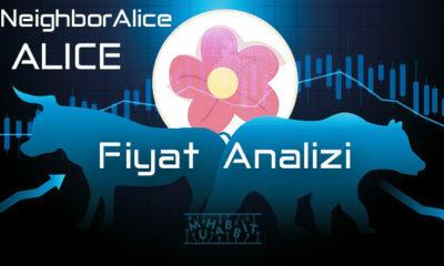 MyNeighborAlice ALICE Fiyat Analizi 11.09.2021