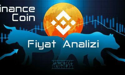 Binance Coin BNB Fiyat Analizi 18.10.2021
