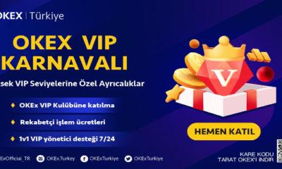 OKEx VIP Karnavalını Başlattı!