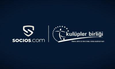 Türkiye Kulüpler Birliği Vakfı Socios ile Ortaklık Kurdu!