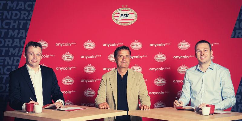 Adsiz tasarim 14 - PSV Eindhoven, Sponsorluk Ödemesini Bitcoin'le Aldı!