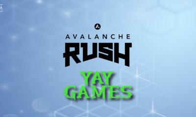 YAY Games Avalanche Rush Teşvik Programına Katıldı!