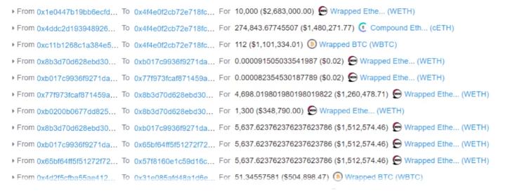 Ekran Resmi 2021 08 26 18.12.03 - Kripto Para Piyasasındaki Saldırılar