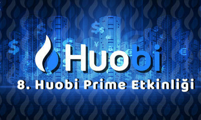 Huobi'nin 8. Huobi Prime Etkinliği Başlıyor!