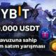Bybit 7,5 Milyon Dolarlık Ödül Havuzunu Başlattı!