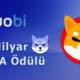 Huobi Türkiye'den 5,5 Milyar SHIB Ödüllü Etkinlikler Serisi!