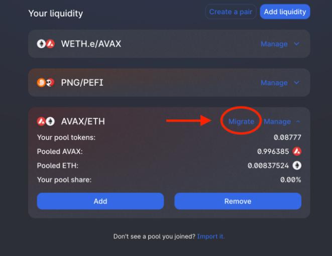 Ekran Resmi 2021 09 13 15.53.40 - Penguin Finance'ta Igloos V2'ye Geçiş Nasıl Tamamlanır?