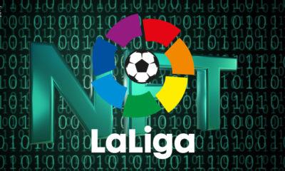 La Liga Tüm Oyuncuları İçin NFT Sunan İlk Lig Oldu!