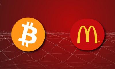 McDonald's Artık Bitcoin ile Ödeme Kabul Ediyor!