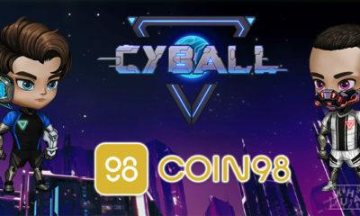 NFT Tabanlı Blok Zinciri Oyunu CyBall, Coin98 İle Ortaklık Kuruyor!