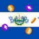 El Salvador'luların Yüzde 25'i Bitcoin Cüzdanı Kullanıyor!