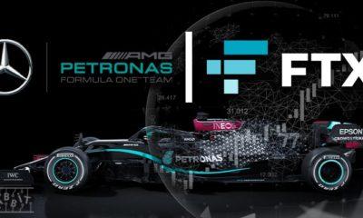 FTX Mercedes-AMG Petronas ile Sponsorluk Anlaşması İmzaladı!