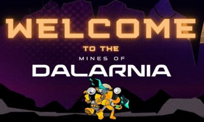 Mines of Dalarnia NFT Paketi Dağıtıyor!